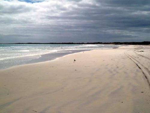 Waitangi West beach